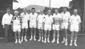 1995: Herren 55 - Aufstieg in die Oberliga